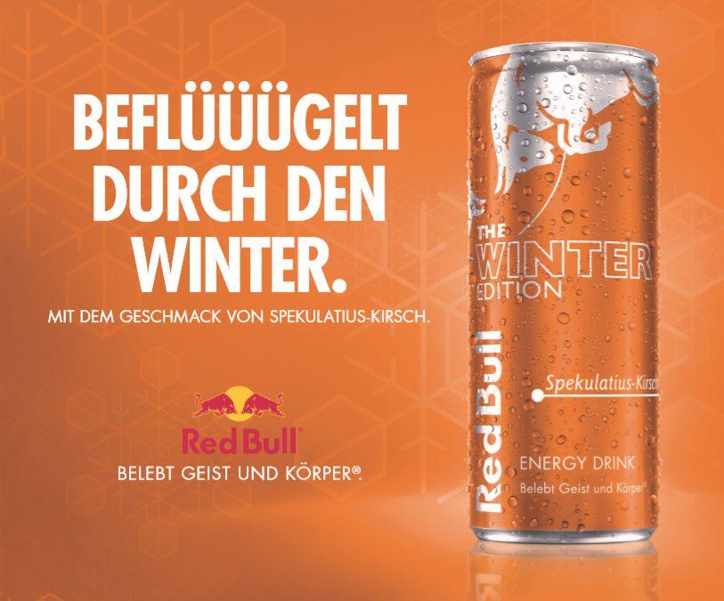 Die neue Red Bull Winter Edition